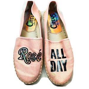 Circus Sam Edelman Pink Rose All Day Leni Espadril